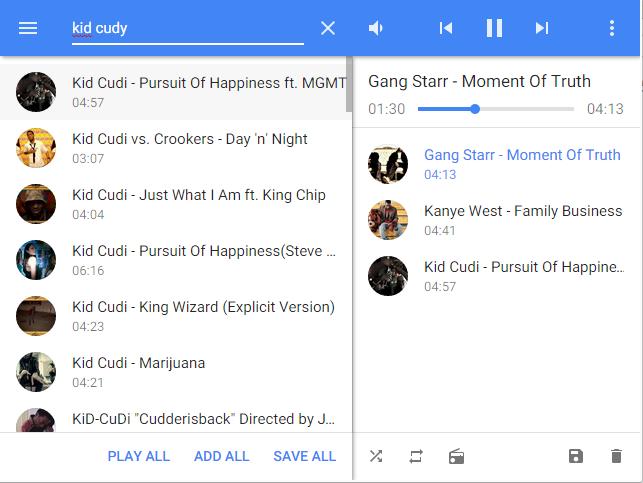 YouTube glasba  Le glasba