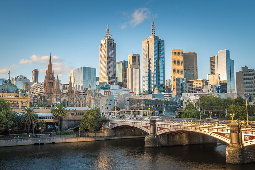 How about a date in Melbourne