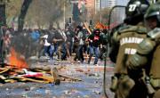Študentski protesti v Čilu