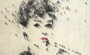 Flash mob Audrey Hepburn