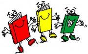 Knjige plešejo