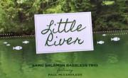 Samo Salamon Bassless Trio feat. Paul McCandless & Roberto Dani: Little River