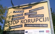 stop korupciji