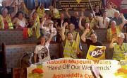 Valižanski muzejski delavci