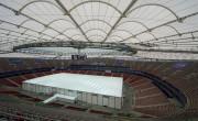 Vrh Nata bo potekal v konferenčni dvorani postavljeni znotraj nogometnega stadiona