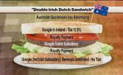 dvojni irski sendvič