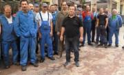 Stavka delavcev v podjetju Lentherm