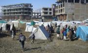 Begunski tabor v Kabulu