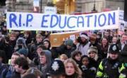 london protesti