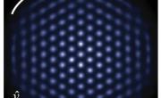 2D ureditev ohlajenih ionov v Penningovi pasti (Britton idr., 2012)