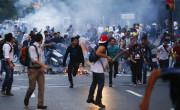 Venezuela protesti