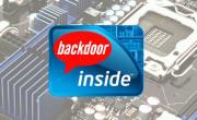 intel backdoor