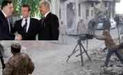 libija, državljanska vojna, bengazi, haftar, macron, saraj, vladavina prava, intervencije