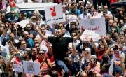 jordanija protestira
