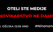 Protest v Zagrebu