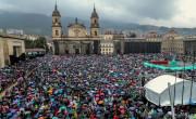 Protesti v Kolumbiji