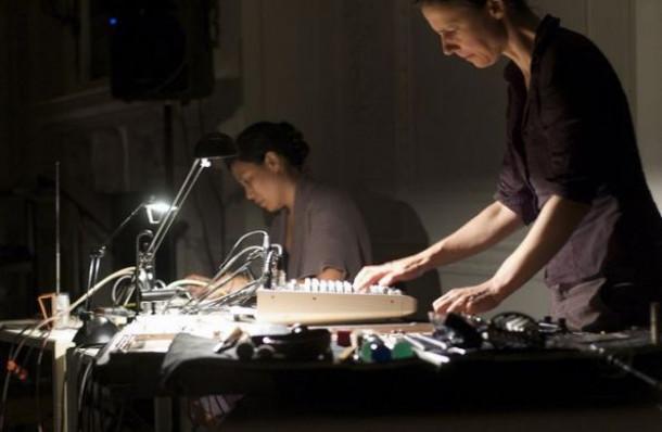 Bonnie Jones & Andrea Neumann (foto: Susanna Bolle)
