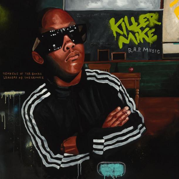 Killer Mike R.A.P. Music naslovnica