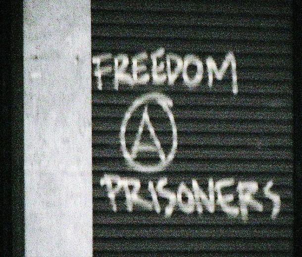 Svoboda za zaprte anarhiste