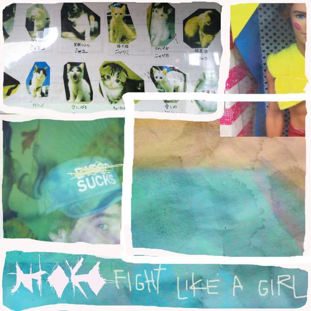 N'Toko - Fight Like A Girl Ep