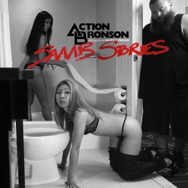 Action Bronson - Saaab Stories