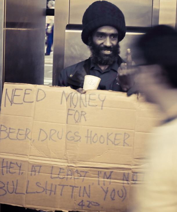 Need money for...