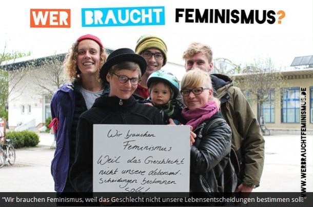 Kdo potrebuje feminizem?