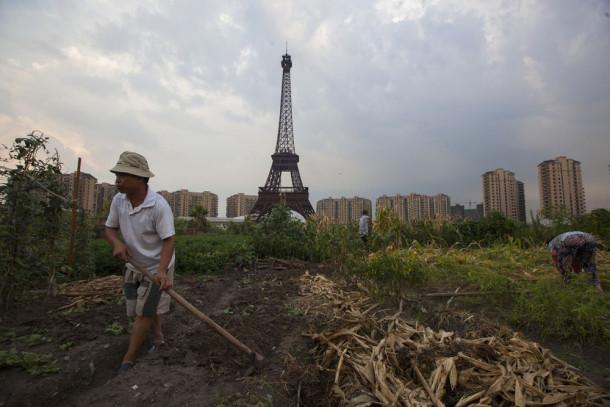Kitajska - Francija