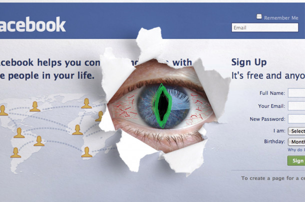 facebook allseeing eye