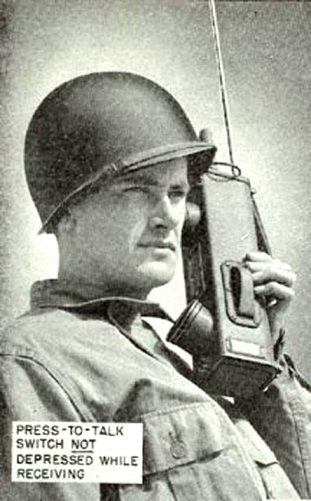 starinski walkie talkie