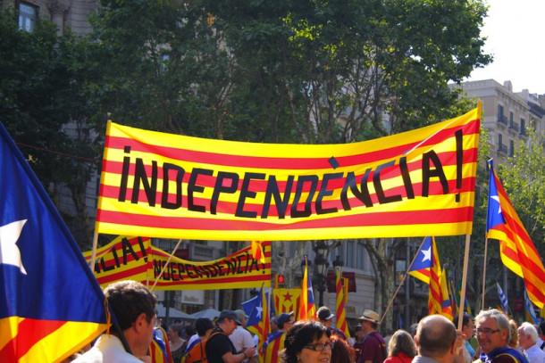 catalonia independance
