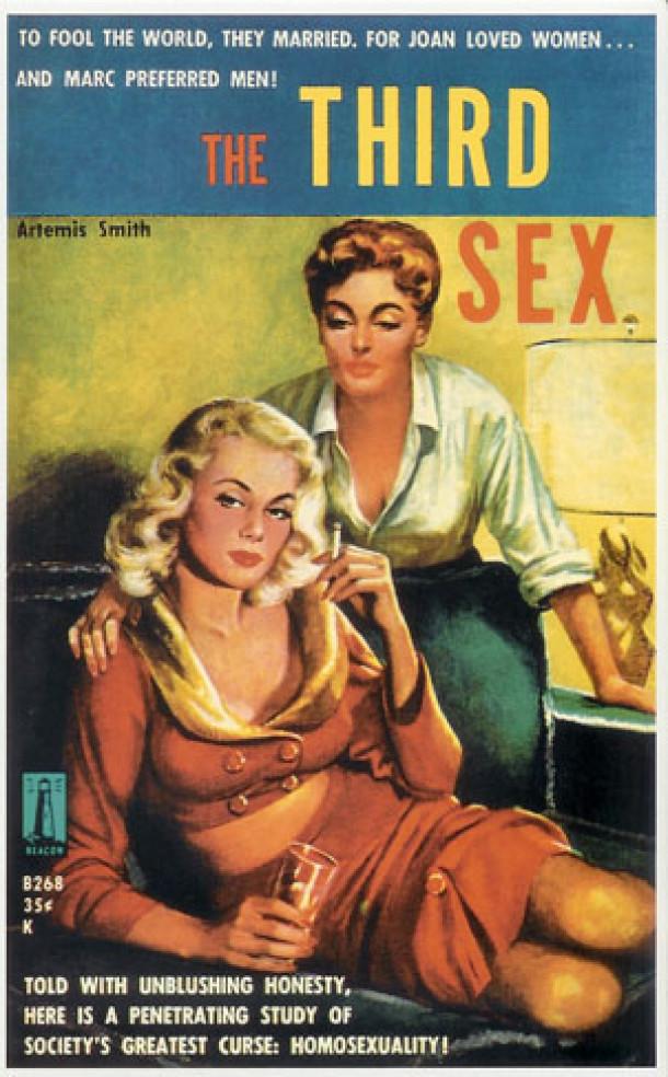 Lezbomanija propagira kultni lezbični šund.