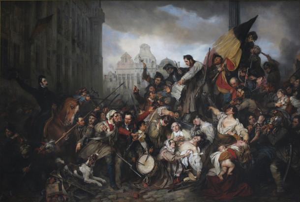 belgijska revolucija