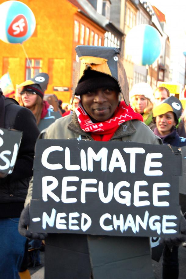 podnebni begunci