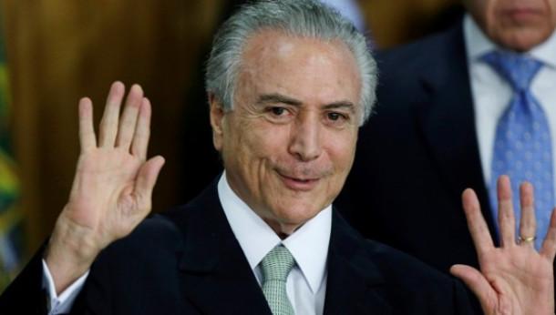 Temer Brazilija