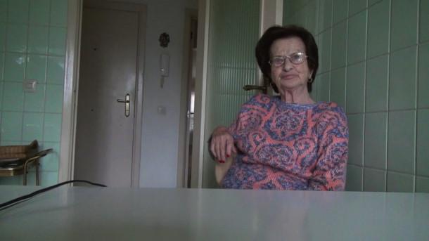 No Home Movie (Chantal Akerman, 2015)