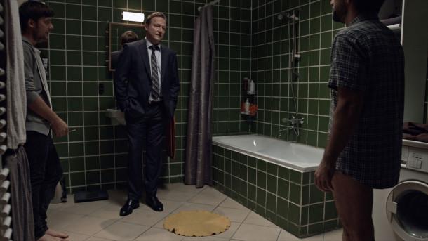 prizor iz filma Die Badewanne