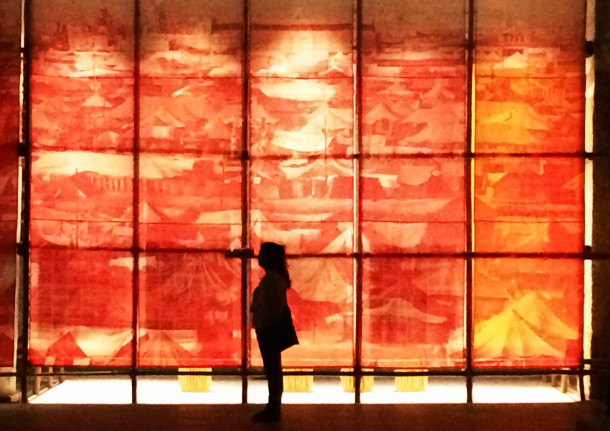 Arhitekturni bienale v Benetkah: Reporting from the front.