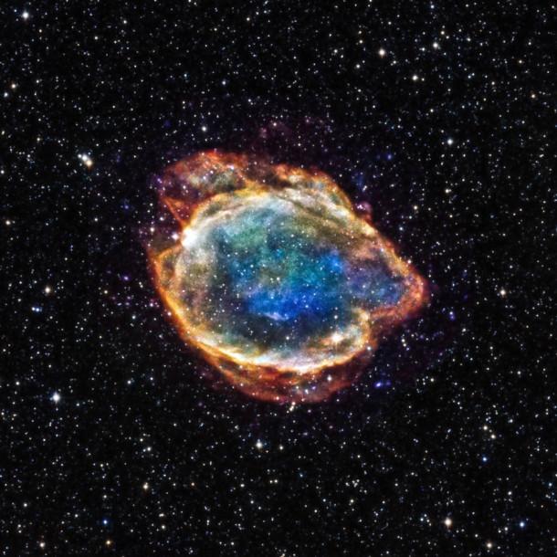 G299: Ostanek supernove tipa Ia