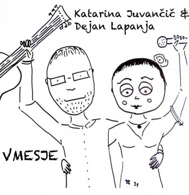 Katarina Juvančič & Dejan Lapanja: Vmesje