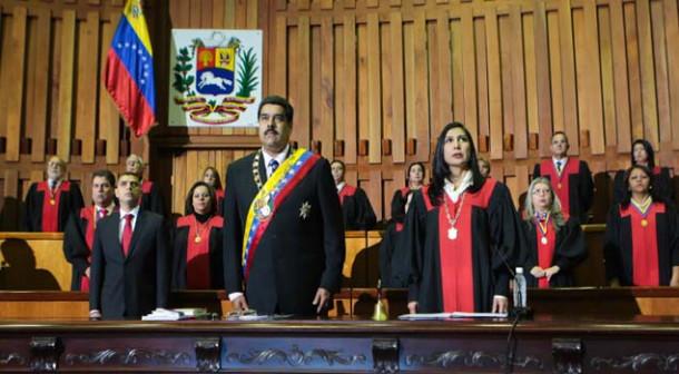 venezuela maduro visoko sodišče.
