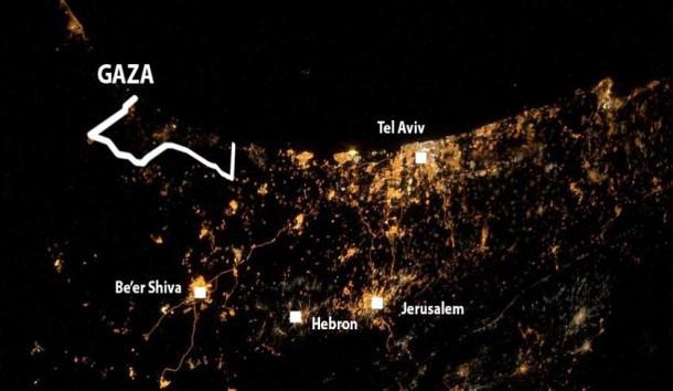 gaza off.tema.bližnji vzhod.
