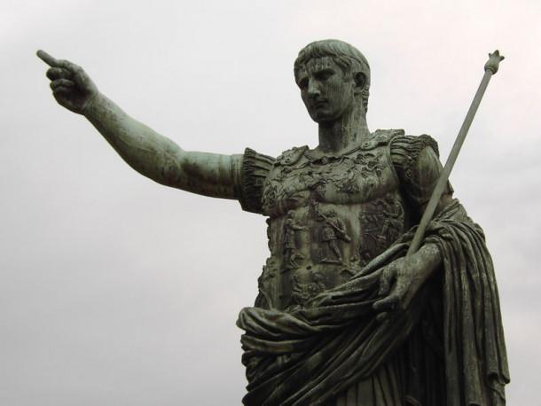 Avgust princeps senatus