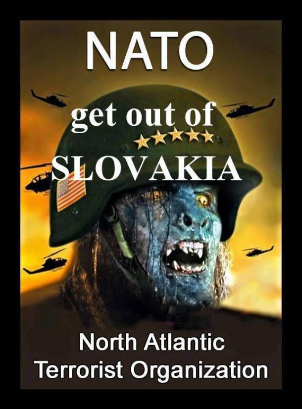 NATO slovakia