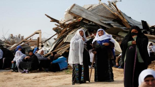 Beduini v Negevu