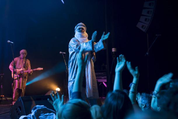 Tinariwen (foto: Aleš Rosa/Kino Šiška)