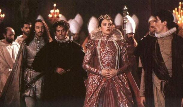 Kraljica Margot in Henrik Navarski