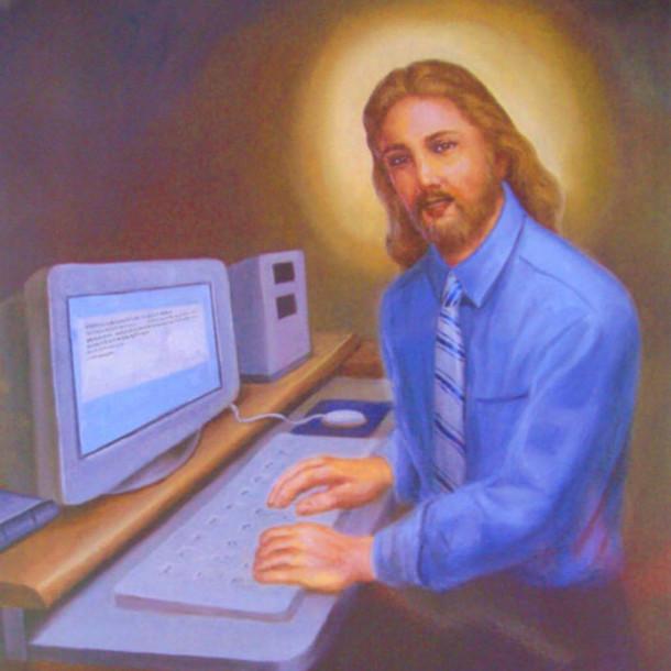 Jesus gdpr