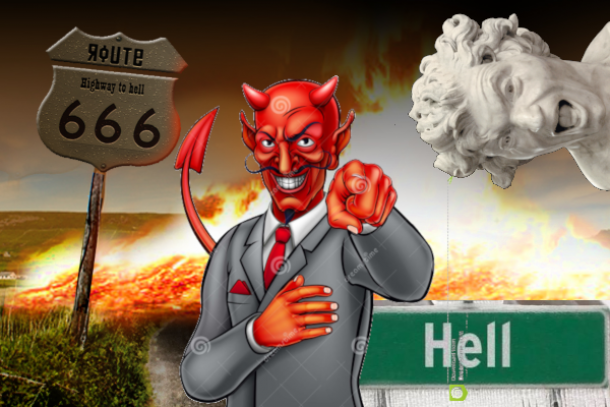 Hellscape An extremely unlikeable place 2: hellscape