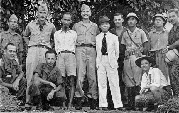 Ho Ši Minh in Vo Nguyen Giap